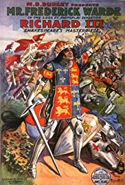 The Life and Death of King Richard III Poster
