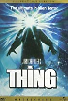 Image of The Thing: Terror Takes Shape