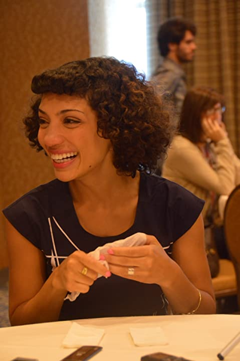 Jasika Nicole at Fringe (2008)