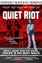 Image of Quiet Riot: Well Now You're Here, There's No Way Back