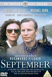 September(1996) Poster - Movie Forum, Cast, Reviews
