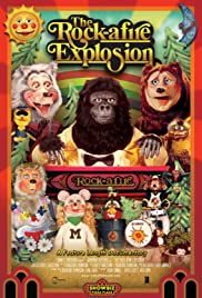 The Rock-afire Explosion (2008) Poster - Movie Forum, Cast, Reviews