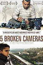 Five Broken Cameras (2011) Poster