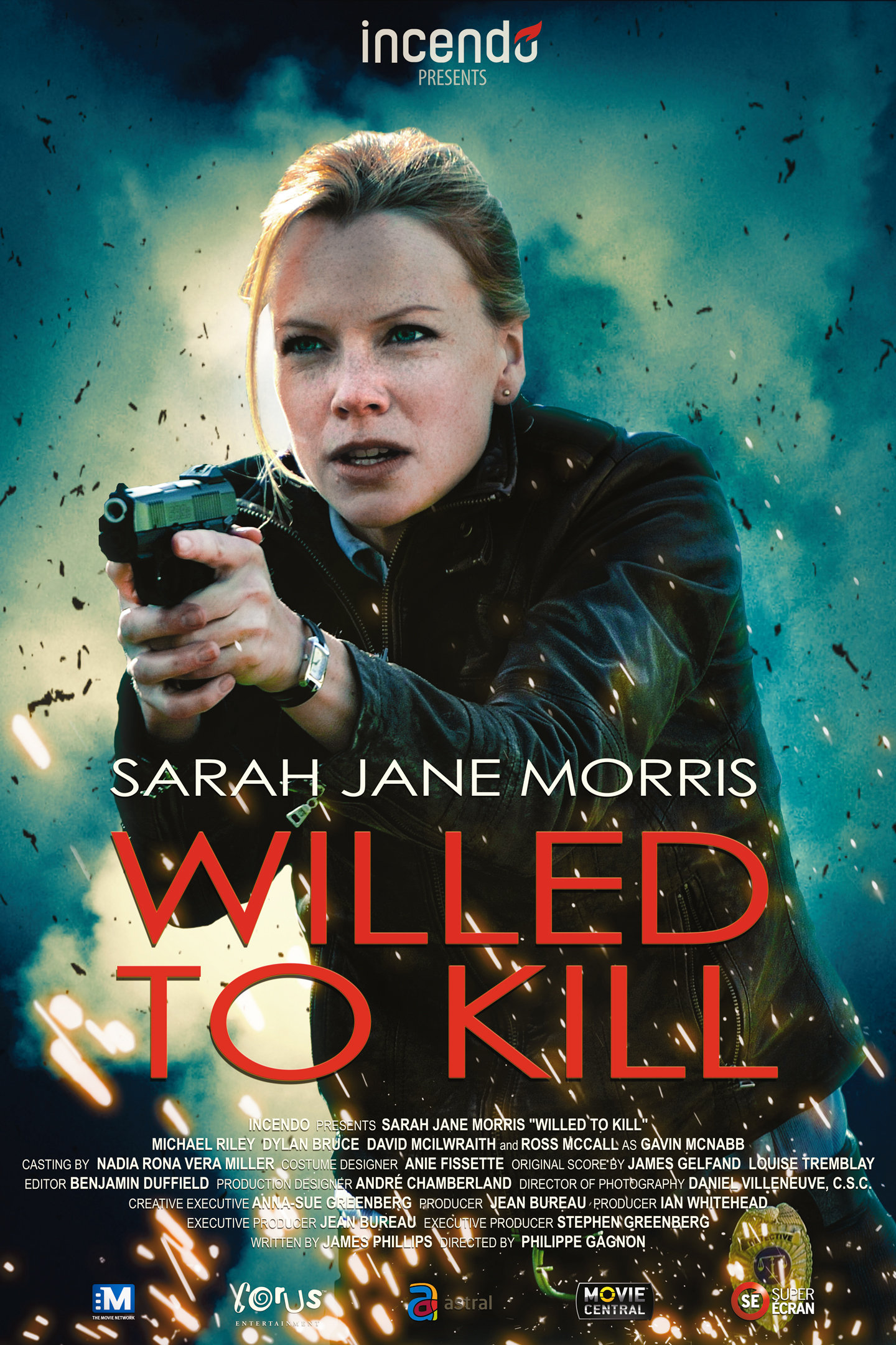 image Willed to Kill (2012) (TV) Watch Full Movie Free Online