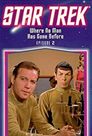 Where No Man Has Gone Before Poster