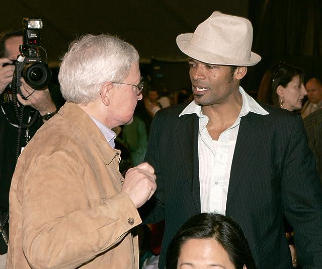 Roger Ebert and Mario Van Peebles