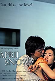 April Snow (2005) Poster - Movie Forum, Cast, Reviews