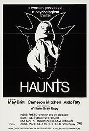 Haunts(1977) Poster - Movie Forum, Cast, Reviews