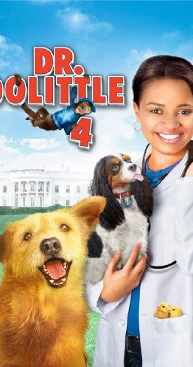 Daktaras Dolitlis 4 / Dr. Dolittle: Tail to the Chief (2008) online