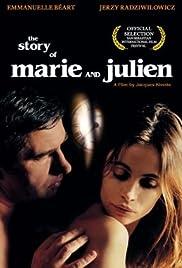 Histoire de Marie et Julien(2003) Poster - Movie Forum, Cast, Reviews