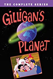 Gilligan's Planet Poster - TV Show Forum, Cast, Reviews