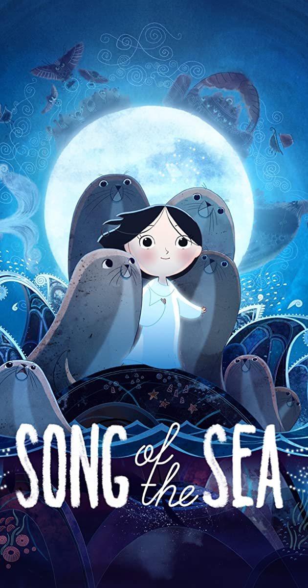 Jūros giesmė / Song of the Sea (2014) Online