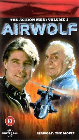 Airwolf    Cover