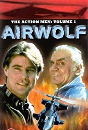 Airwolf Poster