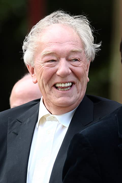 Michael Gambon at Harry Potter and the Deathly Hallows: Part 2 (2011)