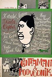 Cintamani & podvodník Poster