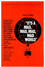 It's a Mad Mad Mad Mad World Poster