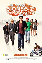 Sione's 2: Unfinished Business Poster