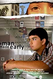 A Man Made Early Poster