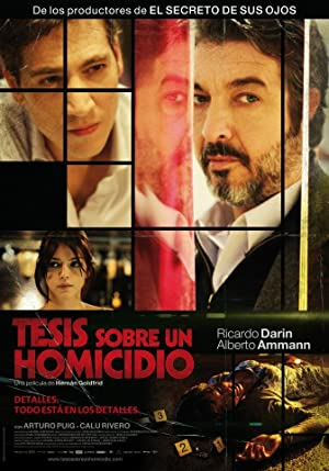 Movie Thesis on a Homicide (2013)