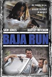 Baja Run Poster