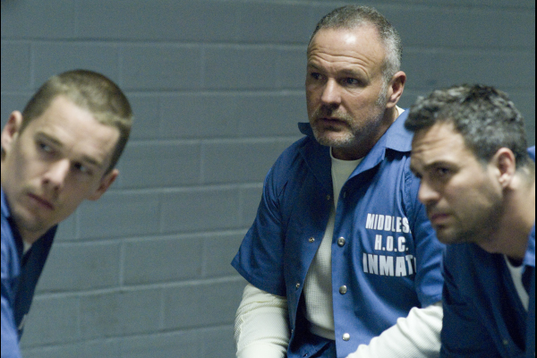 Ethan Hawke, Brian Goodman, and Mark Ruffalo in What Doesn't Kill You (2008)
