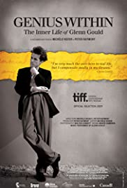 Genius Within: The Inner Life of Glenn Gould Poster