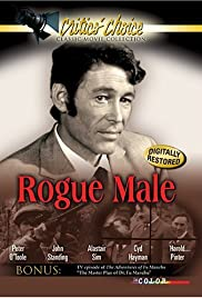 Rogue Male (1976) Poster - Movie Forum, Cast, Reviews