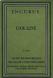 Incubus: Look Alive Poster