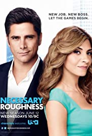 Necessary Roughness Poster - TV Show Forum, Cast, Reviews