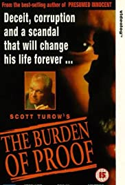 The Burden of Proof Poster
