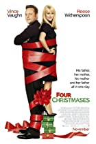 Four Christmases (2008) Poster