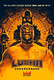 Lucha Underground Poster - TV Show Forum, Cast, Reviews