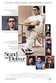 Stand and Deliver Poster