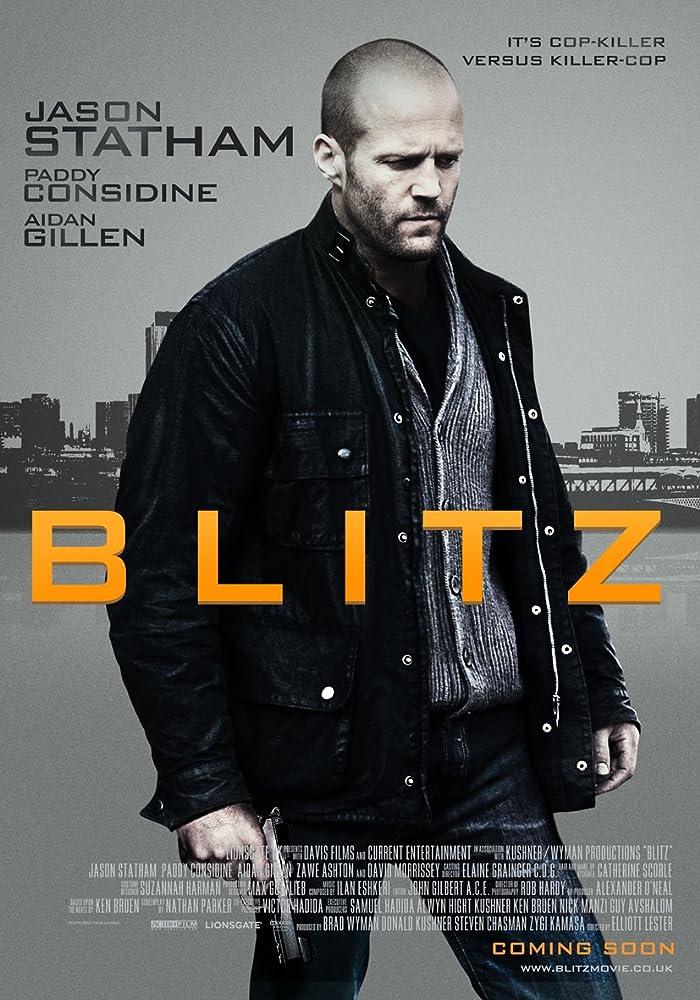 Blitz (2011) Tagalog Dubbed