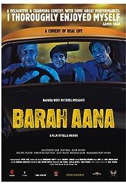 Barah Aana Poster