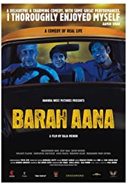 Barah Aana(2009) Poster - Movie Forum, Cast, Reviews