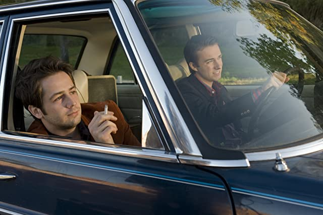 Michael Angarano and Reece Thompson in Ceremony (2010)