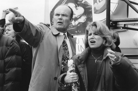 Kurtwood Smith and Mary Kay Place in Citizen Ruth (1996)