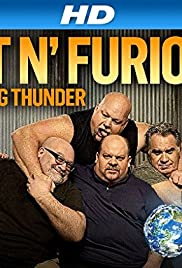 Fat N' Furious: Rolling Thunder Poster - TV Show Forum, Cast, Reviews