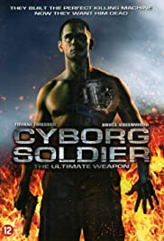 Cyborg Soldier (2008) Poster - Movie Forum, Cast, Reviews