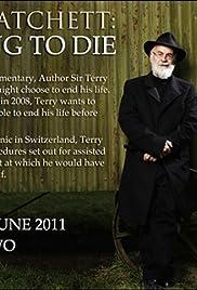 Terry Pratchett: Choosing to Die Poster