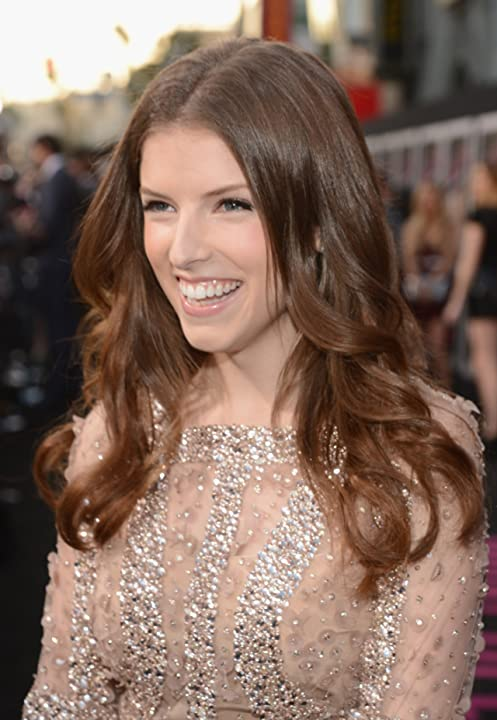 Anna Kendrick at an event for What to Expect When You're Expecting (2012)