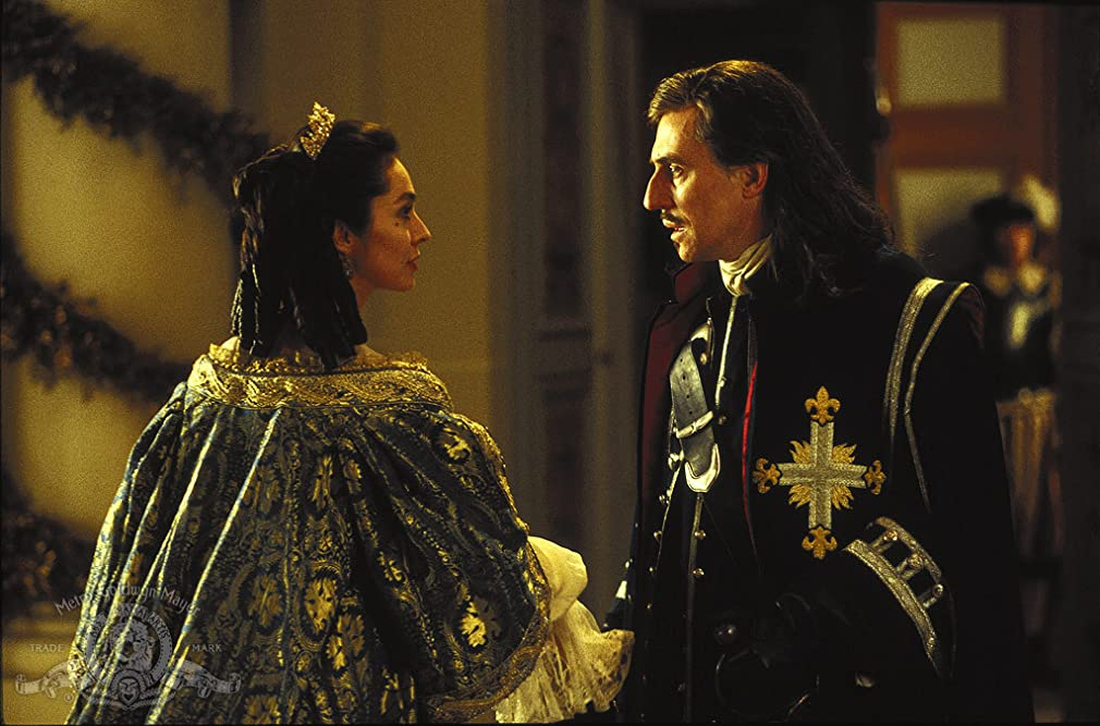 Watch The Man in the Iron Mask the full movie online for free