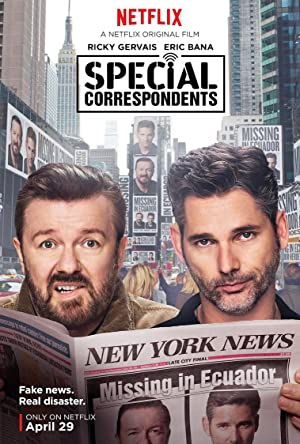 Special Correspondents (2016) Download on Vidmate