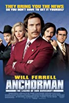 Image of Anchorman: The Legend of Ron Burgundy