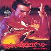 Bloodsport II poster