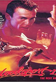 Bloodsport 2 (1996) Poster - Movie Forum, Cast, Reviews
