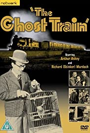 The Ghost Train(1941) Poster - Movie Forum, Cast, Reviews