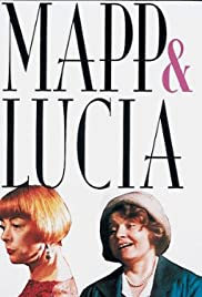 Mapp & Lucia Poster - TV Show Forum, Cast, Reviews